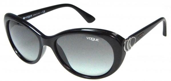 9655eb463a5 Die Sonnenbrlle Vogue Sonnenbrlle VO 2770S W44/11 Haus unserer Vogue  Sonnenbrillen Kollektion ist erhältlich in modischem schwarz, die  lieferbaren Größen ...