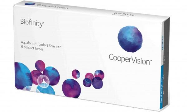 Cooper Vision Biofinity (6er Box)