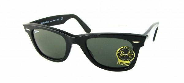 Ray Ban Sonnenbrille Wayfarer RB 2140 901