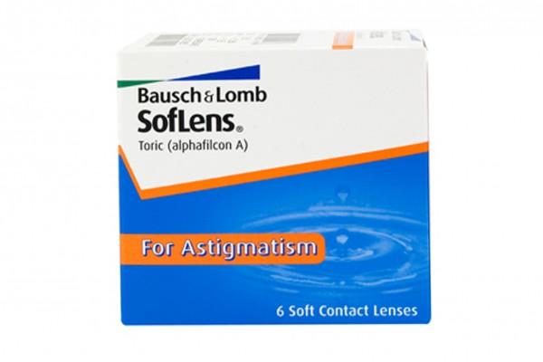 Bausch & Lomb SofLens toric (6 Stk.)