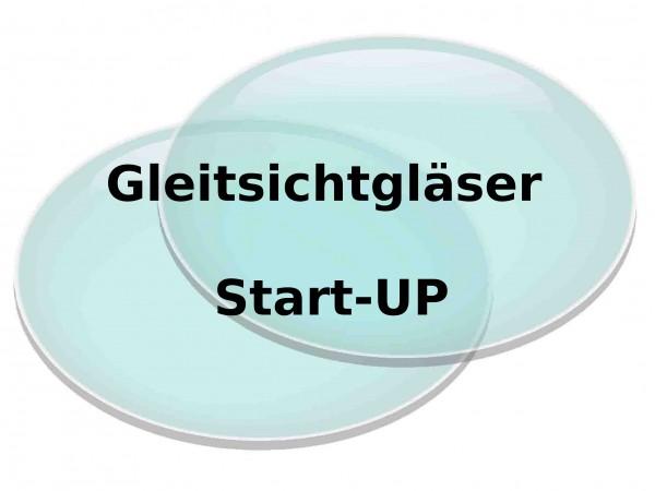 Start Up Gleitsichtgläser Hartschicht Superentspiegelung
