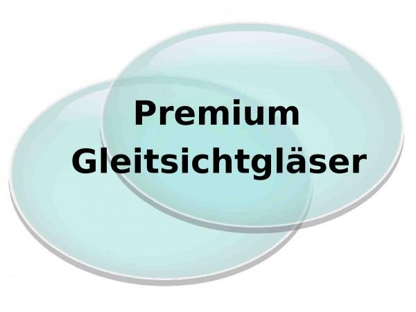 Premium Gleitsichtgläser inkl. Hartschicht Superentspiegelung