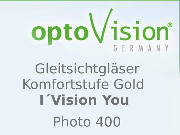 OptoVision Gleitsichtgläser i´ Vision You Photo 400 Orgalit