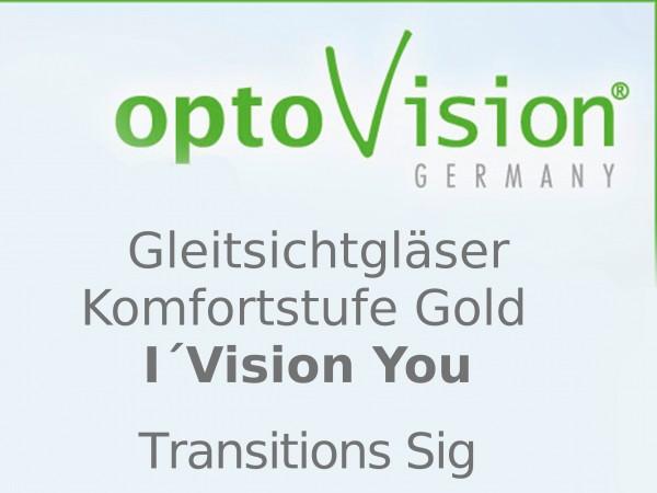 OptoVision Gleitsichtgläser i´ Vision You Transition Sig Orgalit
