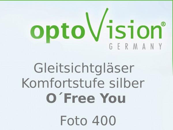 OptoVision Gleitsichtgläser O´Free You Photo 400 Orgalit