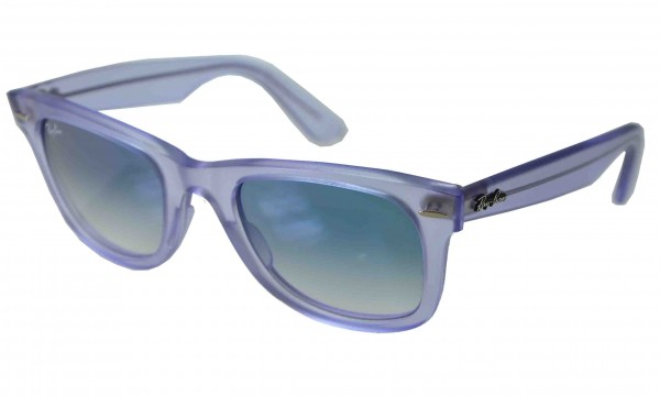 Ray Ban Sonnenbrille RB2140 60603 F ICE POP GRAPE