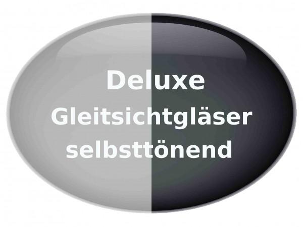 Deluxe Gleitsichtgläser selbsttönend  Hart Superentspiegelung
