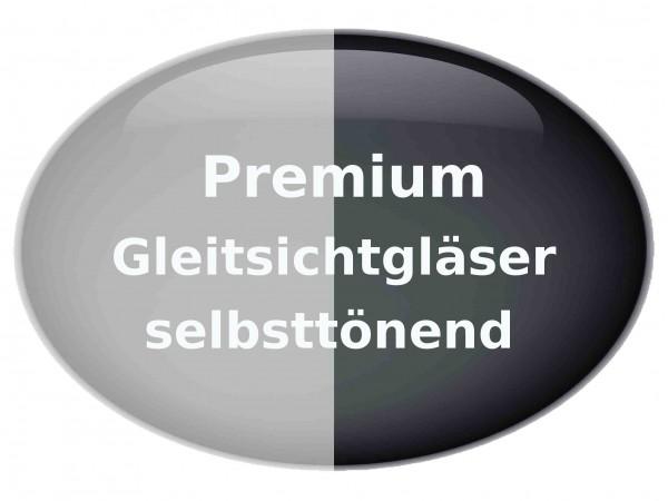 Premium Gleitsichtgläser selbsttönend  Hart Superentspiegelung
