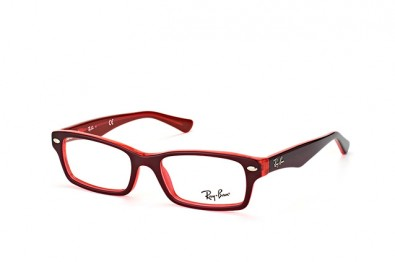 Ray Ban RY 1530 3667 in Rot