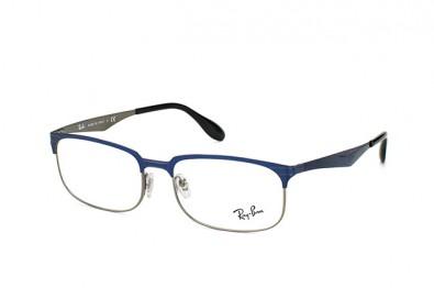 Ray Ban RX 6361 2862 in Blau