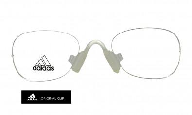 adidas Sehstärken Clip Adapter A 515 Randlos inkl. ihrer Sehstärke