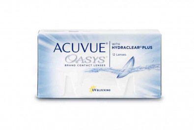 ACUVUE OASYS with Hydraclear Plus 12 Stck Sparpack
