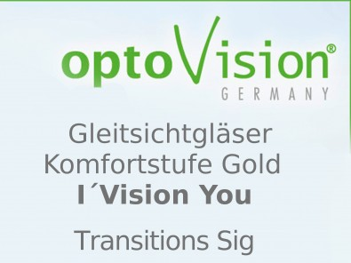 OptoVision Gleitsichtgläser i´ Vision You Transition Sig Orgalit