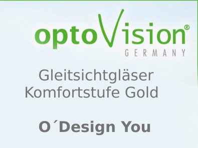 OptoVision Gleitsichtgläser O´ Design You Orgalit