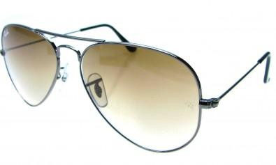 Ray Ban Sonnenbrille Aviator RB 3025 004 51  2N 55