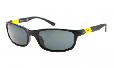 Ray Ban Sonnenbrille Junior RJ9056S-195/87-3N-50-110