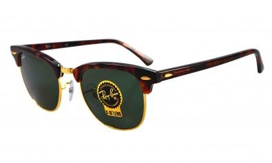 Ray Ban Sonnenbrille Orginal Clubmaster  RB 3016 W0366 49-21