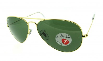 Ray Ban Sonnenbrille  RB 3025 001 58- 62 polarized