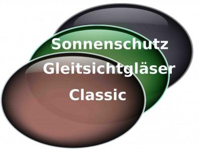 Classic Sonnenschutz Gleitsichtgläser