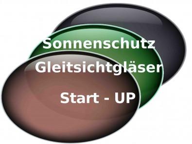 Start Up  Sonnenschutz Gleitsichtgläser
