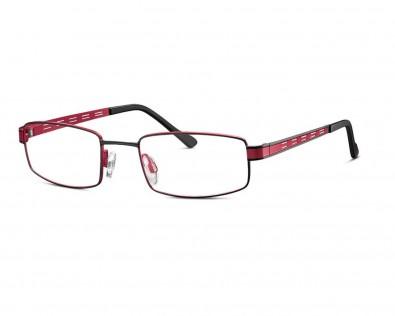 Eschenbach Titanflex 850078 Farbe 10 schwarz-rot matt